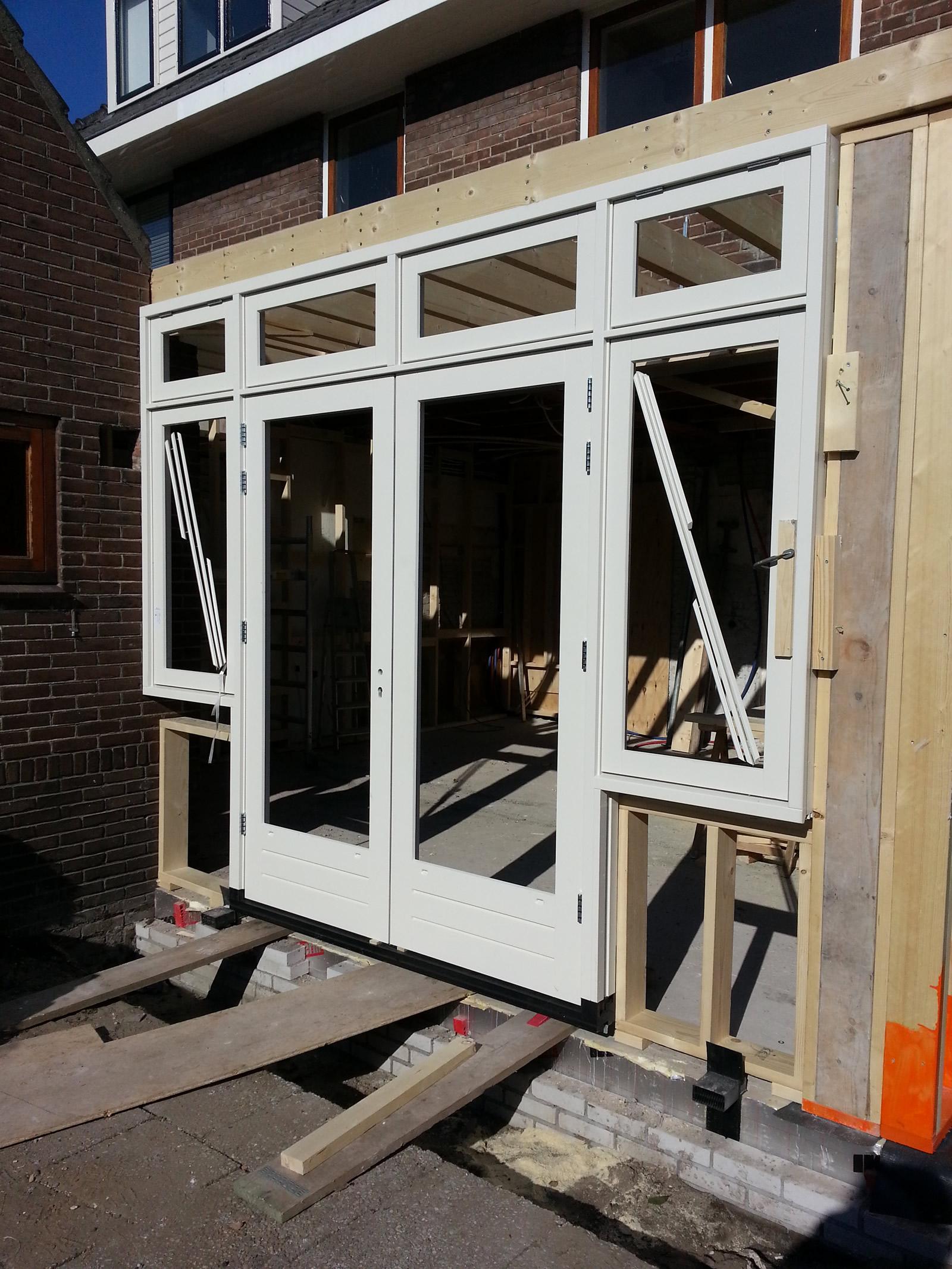 Foto 39 s gerealiseerde projecten door rmk totaalonderhoud leemstuc flevoland - Renovatie oude huis fotos ...
