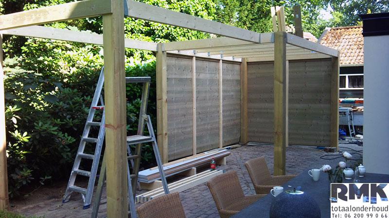 Buitenkeuken Bouwen : klus buitenkeuken bouwen